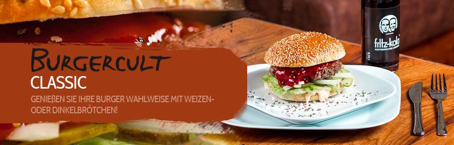 Burgercult Classic Burger