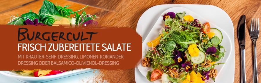 Burgercult Salate